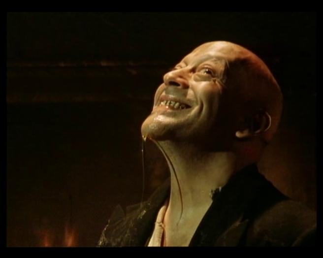 Jack Birkett as Caliban